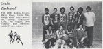Senior Boys Basketball - 1980