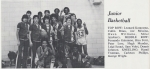 Junior Boys Basketball - 1980