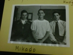 Leads in Mikado, Gilbert and Sullivan