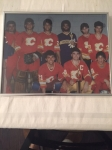 The Flames - 1985 VRCI Butler Ball Hockey League Champions