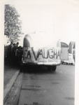 Football Team bus, late 40's